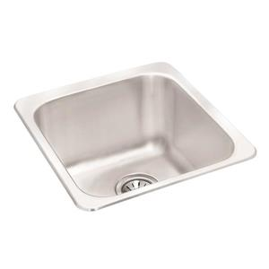 Wessan Stainless Steel Drop-In Utility Sink - 18-in x 20-in x 10-in