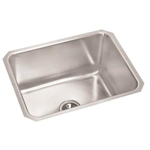 Wessan Stainless Steel Undermount Sink - 17 3/4-in x 23-in x 10-in