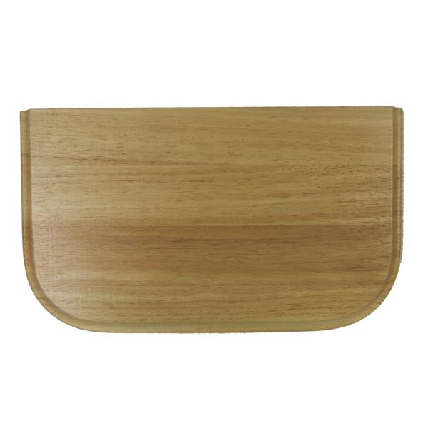 Wessan Rubberwood Cutting Board - 25 cm x 43 cm
