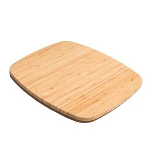 Bamboo Cutting Board - 33 cm x 38 cm x 3 cm
