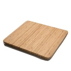 Bamboo Cutting Board - 42 cm x 37 cm x 3 cm