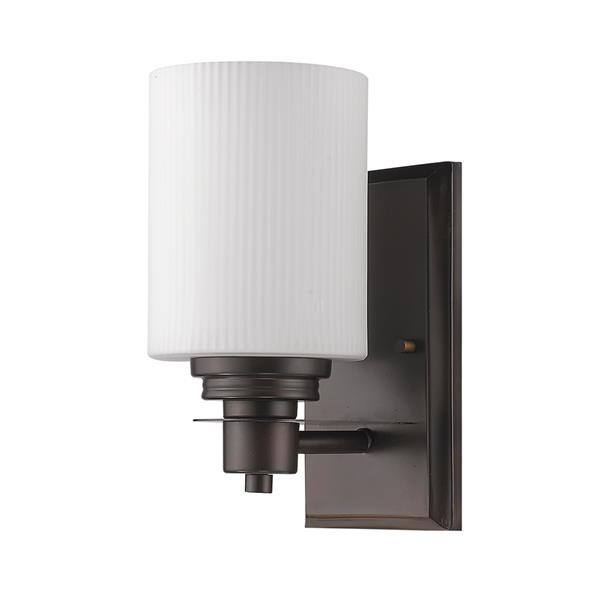 Acclaim Lighting Amelia 9.5-In Bronze Wall Sconce