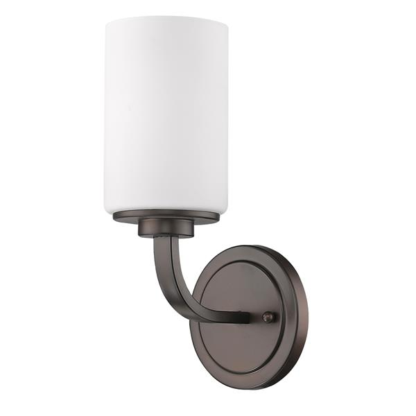 Acclaim Lighting Addison 11.5-in Bronze Wall Sconce