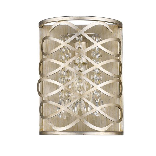 Acclaim Lighting Brax 12-In Gold Wall Sconce