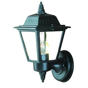 Acclaim Lighting Builders' Choice 10-in x 5.50-in Matte Black Wall Mounted Lantern