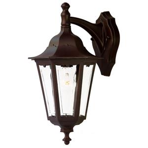 Acclaim Lighting Tidewater 17.5-in Architecural Bronze Plastic Outdoor Wall Lantern