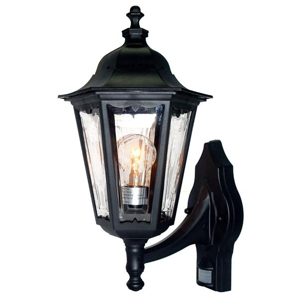 Acclaim Lighting Tidewater 18.5-in Bronze Plastic Motion Sensor Outdoor Wall Lantern