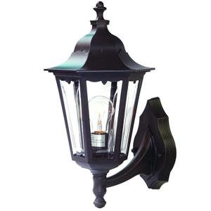 Acclaim Lighting Tidewater 17.5-in Large Bronze Plastic Upward Outdoor Wall Lantern