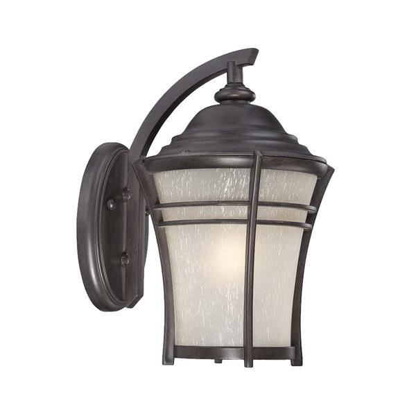 "Acclaim Lighting Wall-Mounted Lantern - 14"" - MarbleX - Bronze"
