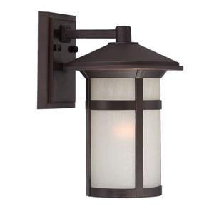 Acclaim Lighting Phoenix 12.25-in Architectural Bronze Outdoor Wall Lantern