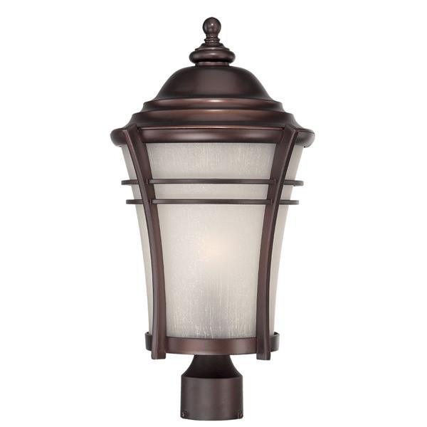 Acclaim Lighting Vero Outdoor Lantern  - 1 Bulb - MarbleX - Bronze