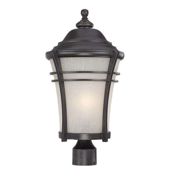 Acclaim Lighting Vero Outdoor Lantern  - 1 Bulb - MarbleX - Black