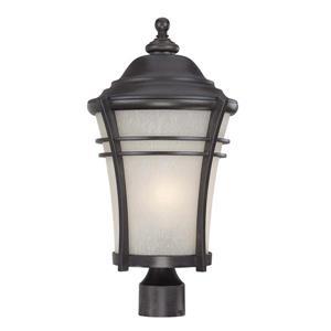 Lanterne extérieure Vero , 1 ampoule, MarbleX, noir