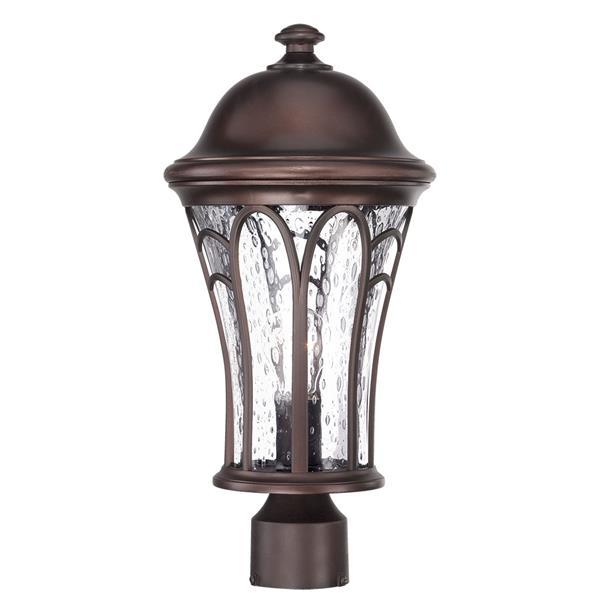 Lanterne extérieure Highgate , 1 ampoule, MarbleX, bronze