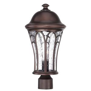 Acclaim Lighting Highgate Outdoor Lantern  - 1 Bulb - MarbleX - Bronze