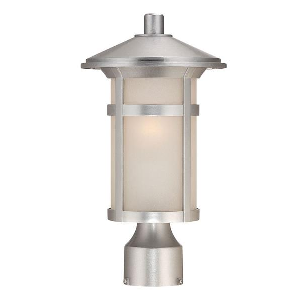 Acclaim Lighting Phoenix Outdoor Lantern  - 1 Bulb - MarbleX - Steel