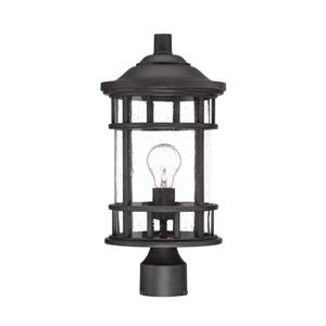 Acclaim Lighting Vista Ii Outdoor Lantern  - 1 Bulb - MarbleX - Black