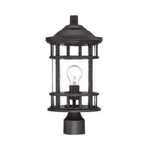 Lanterne extérieure Vista Ii , 1 ampoule, MarbleX, noir