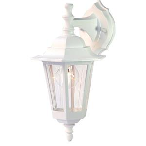 Acclaim Lighting Tidewater 14.5-in Textured White Durabrite Outdoor Wall Lantern