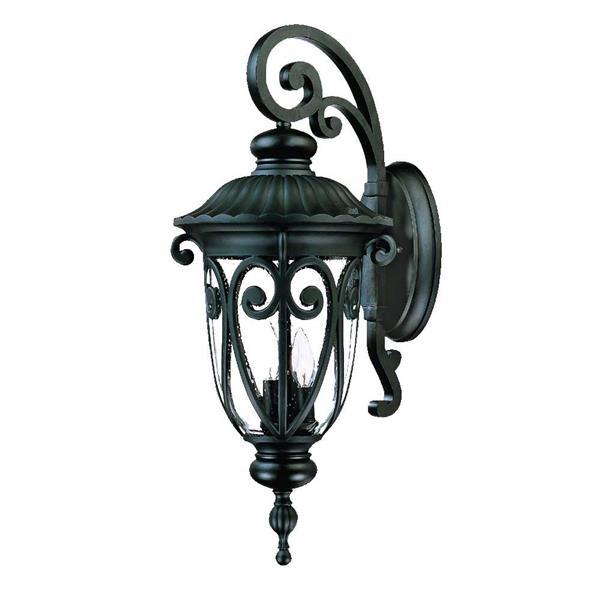 "Acclaim Lighting Wall-Mounted Lantern - 27.5"" - Aluminum"