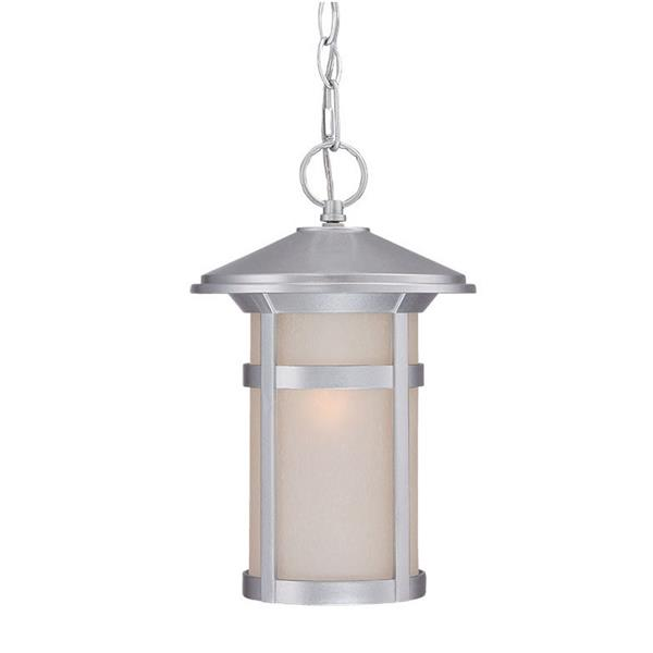 "Acclaim Lighting Phoenix Lantern - 1 Bulb - 13"" - Off-white"