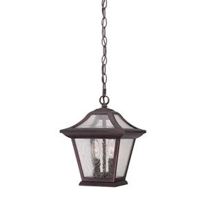 "Acclaim Lighting Aiken Lantern - 2 Bulbs - 12"" - Bronze"