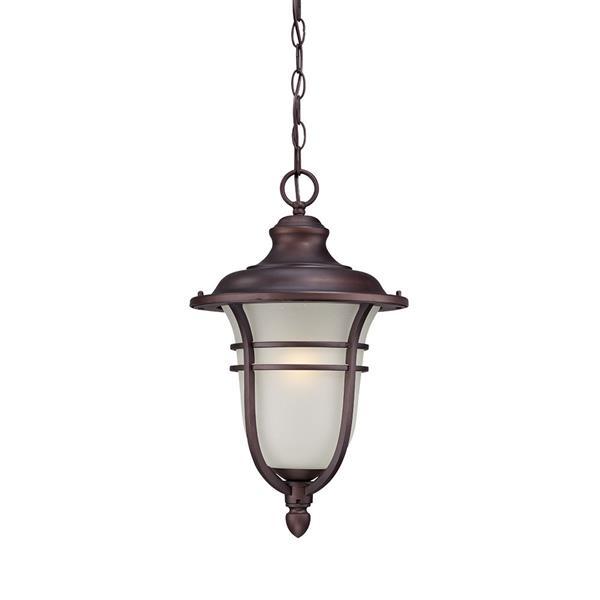 "Acclaim Lighting Montclair Lantern - 1 Bulb - 18"" - Bronze"