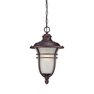 "Acclaim Lighting Montclair Lantern - 1 Bulb - 18"" - Bronze"