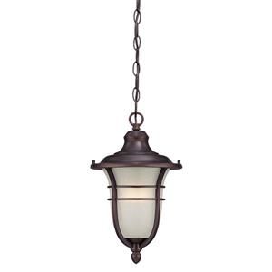 "Acclaim Lighting Montclair Lantern - 1 Bulb - 15.25"" - Bronze"