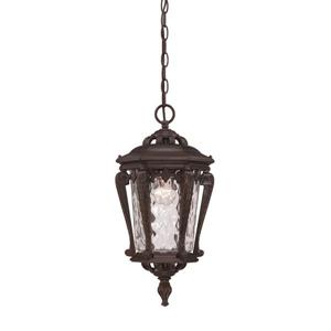 "Acclaim Lighting Stratford Lantern - 1 Bulb - 19"" - Bronze"