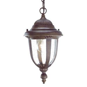 "Acclaim Lighting Monterey Lantern - 1 Bulb - 14"" - Brown"