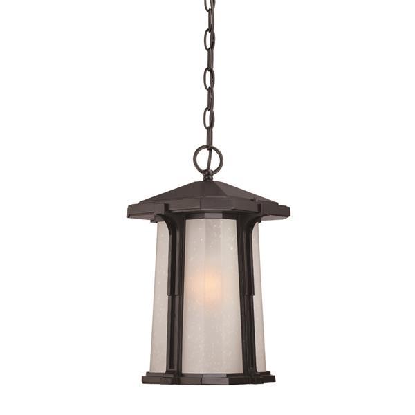 "Acclaim Lighting Illuma Lantern - 1 Bulb - 15"" - Black"