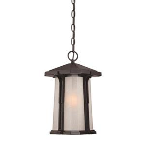 "Acclaim Lighting Illuma Lantern - 1 Bulb - 15"" - Black"