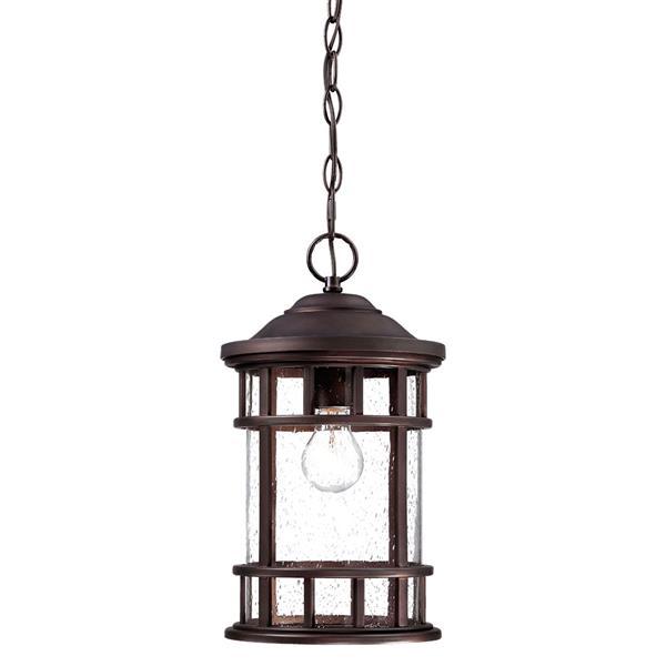 "Acclaim Lighting Vista Ii Lantern - 1 Bulb - 15.25"" - Bronze"