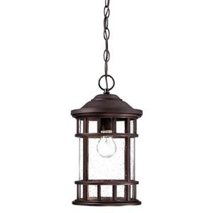 "Acclaim Lighting Vista Ii Lantern - 1 Bulb - 15.25"" - Bronze"