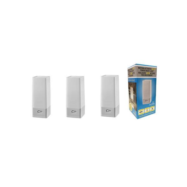 Acclaim Lighting LED Wireless Tower Night Light (Pack of 3)