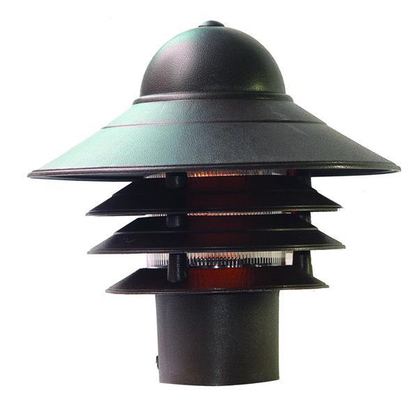 Lanterne extérieure Mariner , 1 ampoule, composite, bronze