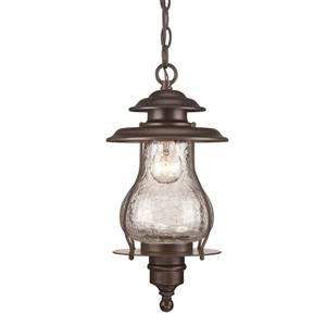 "Acclaim Lighting Blue Ridge Lantern - 1 Bulb - 16.5"" - Bronze"
