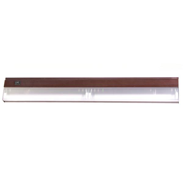 Acclaim Lighting 24-in Bronze 2-Light Fluorescent Under Cabinet