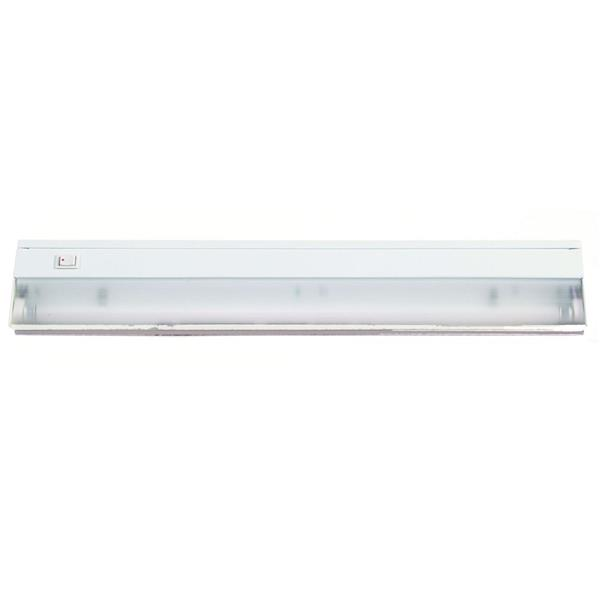 Acclaim Lighting 21-in White 1-Light Fluorescent Under Cabinet