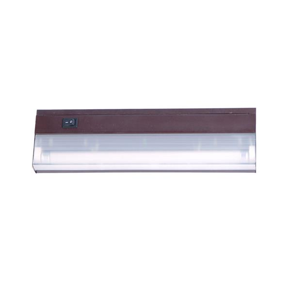 Acclaim Lighting 21-in Bronze 1-Light Fluorescent Under Cabinet
