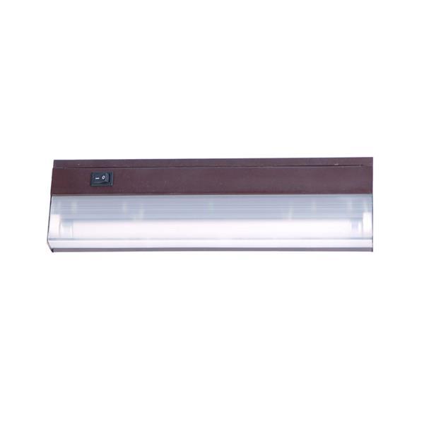 Acclaim Lighting 12-inch Bronze 1-Light Fluorescent Under Cabinet