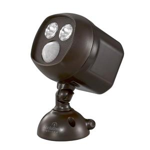 Acclaim Lighting Battery Operated Motion Activated LED Dual Spotlight
