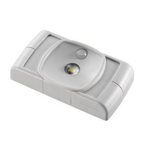 Luminaire sans fil à DEL compact, gris
