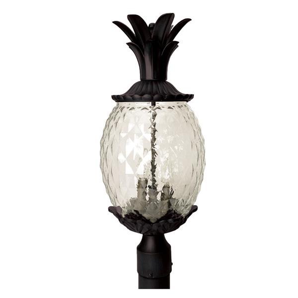 Lanterne extérieure Lanai , 3 ampoules, noir