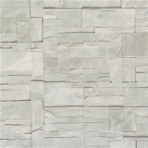 Papier peint à motif de blocs de pierre