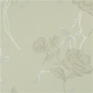 Wall Republic Vintage Floral 57 sq ft Brown/Begie Unpasted Wallpaper