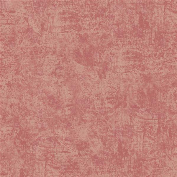 Walls Republic Rustic Metallic Pink Wallpaper