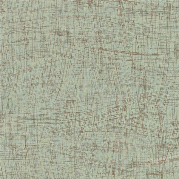 Papier peint abstrait moderne texturé, vert