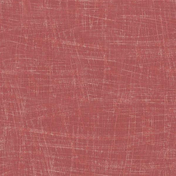 Papier peint abstrait moderne texturé, rouge
